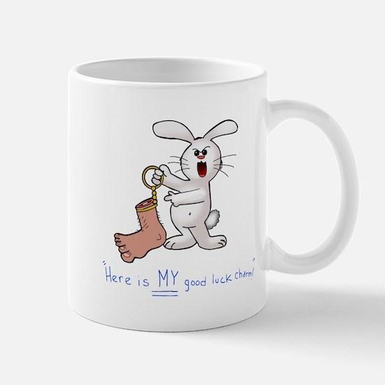 Rabbit's Foot Mugs