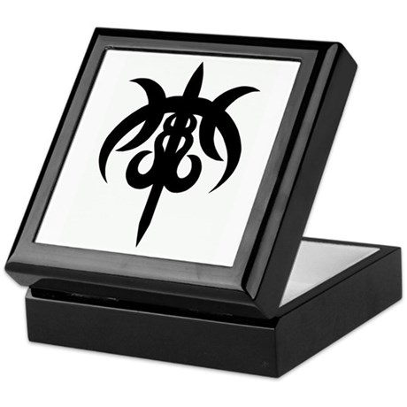 BTGP Logo Keepsake Box