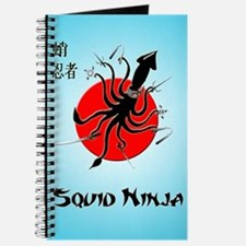 Squid Ninja Journal