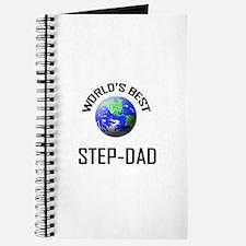 World's Best STEP-DAD Journal