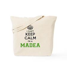 Cute Madea Tote Bag