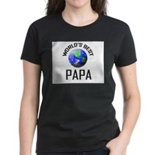 World's Best PAPA Tee