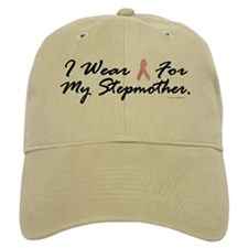 I Wear Pink For My Stepmother 1 Baseball Cap