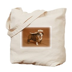 Chubby Cherub Tote Bag