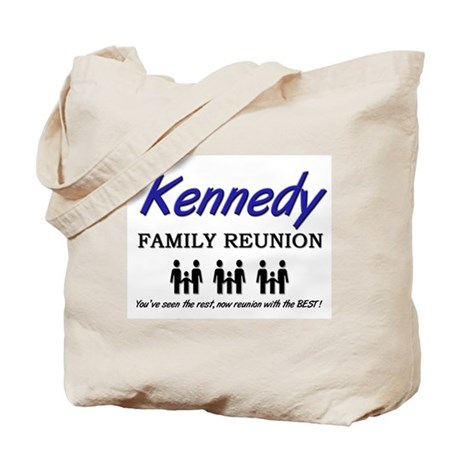 Kennedy Family Reunion Tote Bag