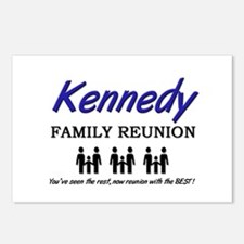 Kennedy Family Reunion Postcards (Package of 8)