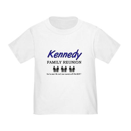 Kennedy Family Reunion Toddler T-Shirt