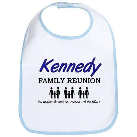 Kennedy Family Reunion Bib