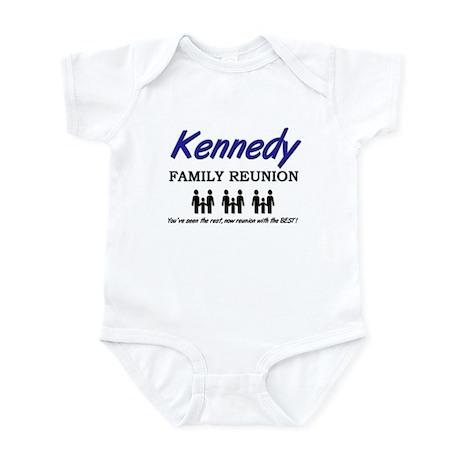 Kennedy Family Reunion Infant Bodysuit