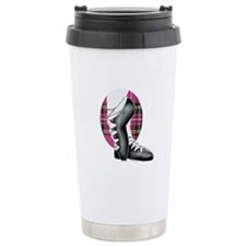 Third Position Hot Pink Travel Mug