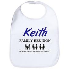 Keith Family Reunion Bib