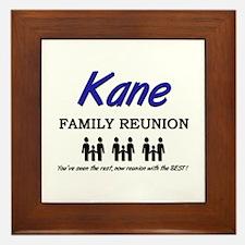 Kane Family Reunion Framed Tile