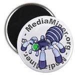 Anime: MediaMiner Spider logo Magnet
