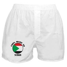Made In Sudan Boxer Shorts