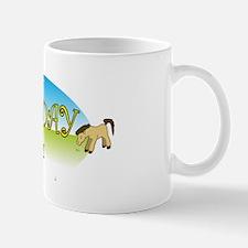 Happy B-Day Faith (farm) Mug