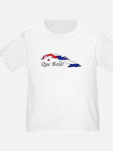Que Bola! Infant T-Shirt