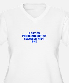 I got 99 problems but my swagger ain t one-Akz blu