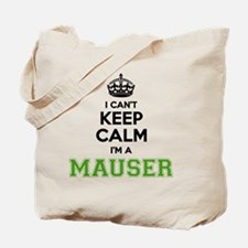 Funny Mauser Tote Bag