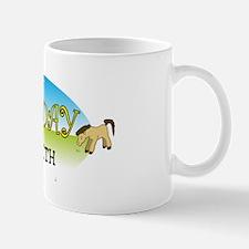 Happy B-Day Elizabeth (farm) Mug