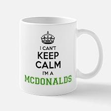Unique Mcdonalds Mug