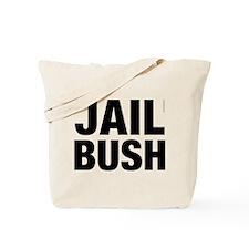 Jail Bush Tote Bag