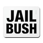 Jail Bush Mousepad