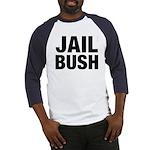 Jail Bush Baseball Jersey