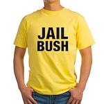 Jail Bush Yellow T-Shirt