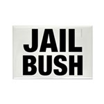 Jail Bush Rectangle Magnet (10 pack)