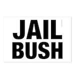 Jail Bush Postcards (Package of 8)