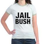 Jail Bush Jr. Ringer T-Shirt