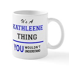 Unique Kathleen Mug