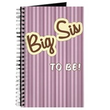 Big Sis to Be Journal