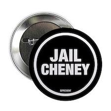 "Jail Cheney 2.25"" Button (10 pack)"