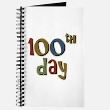 100th Day Back to School Journal