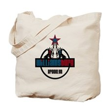 """Williamsburg Brooklyn Libert Tote Bag"