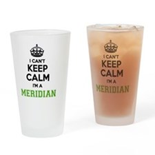 Unique Meridian Drinking Glass