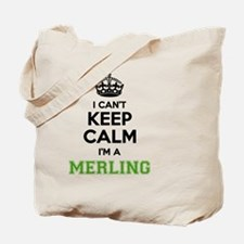 Cool Merl Tote Bag