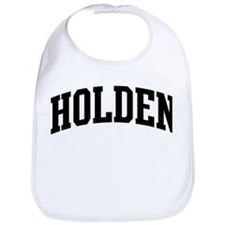 HOLDEN (curve-black) Bib