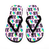 18 year old birthday Flip Flops