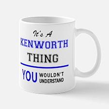 Cute Kenworth Mug