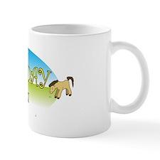 Happy B-Day Robin (farm) Mug