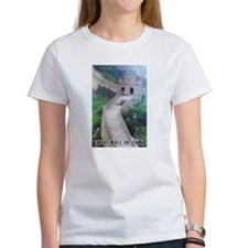 Great Wall Of China Tee