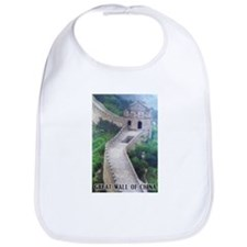 Great Wall Of China Bib