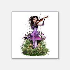Amethyst Fairy ~ Summer Melody Sticker