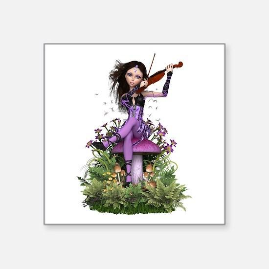 Amethyst Fairy ~ Summer Melody Sticker