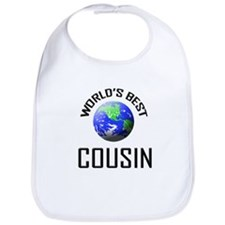 World's Best COUSIN Bib