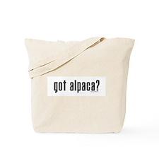 got alpaca? Tote Bag