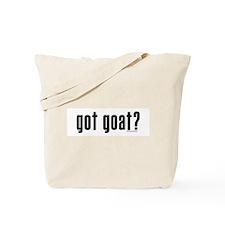 got goat? Tote Bag