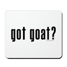 got goat? Mousepad